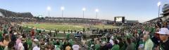 Attendance vs SMU 9-1-18