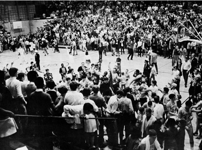 NTSU basketball game 1969 Snake Pitjpg.jpg